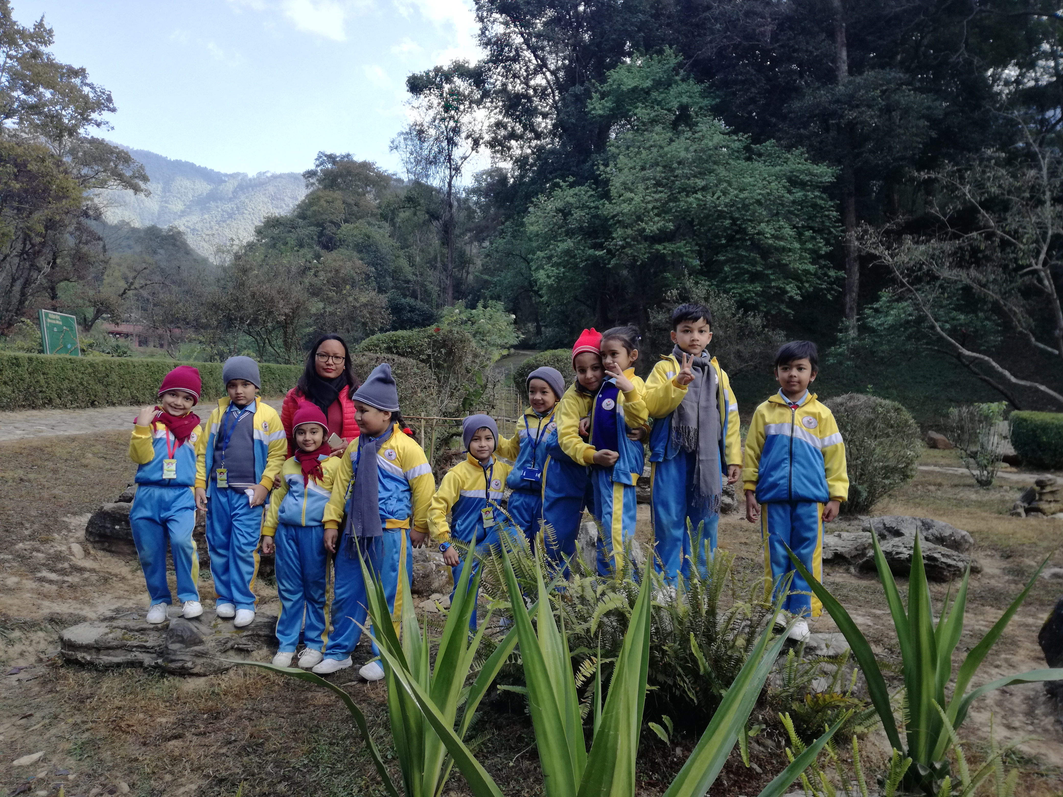 Field Trip To Godawari